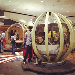 It's called the G-pod and you can lounge in it or dine in it - and still stay cool. (Yahoo! Homes) Tags: dod2012 dwellondesign2012