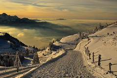 Road to Eternity (ceca67) Tags: winter light mountain snow nature landscape photography schweiz switzerland photo nikon swiss 2012 d90 ceca ceca67