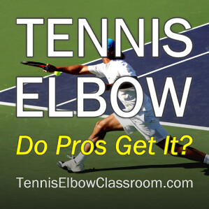 Thumbnail for Why Don't Pro Tennis Players Get Tennis Elbow? - Or Do They?