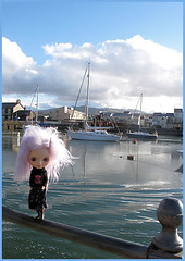 Wales holiday: Martha's Harbour!