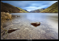 Llyn Mwyngil (Mark Illsley) Tags: longexposure trees sky mountains colour water wales clouds landscape unitedkingdom hitech talyllyn abergynolwyn canon5dmarkiii 7stop markillsley