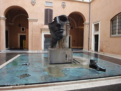 Mignanelli (Piazza) - Palazzo Valentino 01 (Fontaines de Rome) Tags: fontaine adresse nom