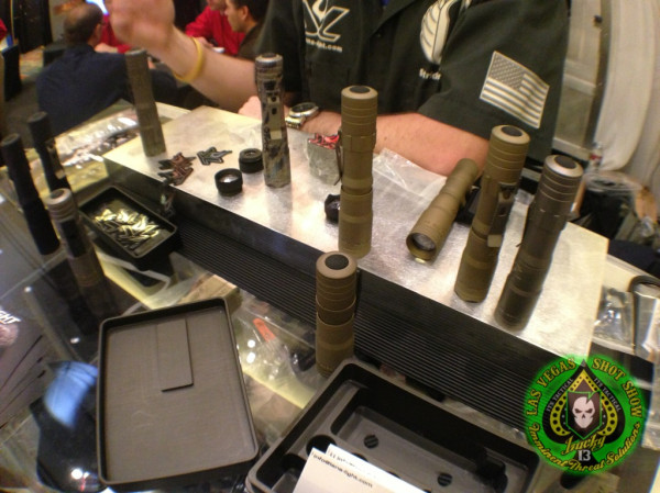 ITS Tactical SHOT Show 2013: Day 1 Live Coverage 028