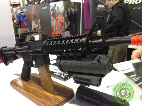 An interesting alternative to add to your Picatinny Rail from Pro-Defense 003