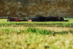 Still (Irene Stylianou) Tags: sleeping woman nature grass digital still nikon song sleep cyprus 1855mm nophotoshop nikkor dslr foofighters nikondigital dx nicosia nikoncamera nikondslr nikkor1855mm d80 sooc nikond80 afsdxnikkor womanlaying ed1855 irenestylianou ed185513556gii layingquietinthegrasseverythingisstill