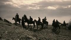 Horses on Vodno