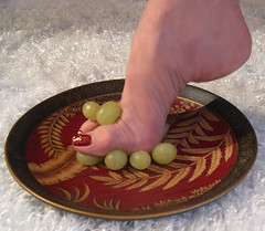 Me my bare foot highest arch on flicker....food art. (Sugarbarre2) Tags: show red italy woman green girl gold photo high nikon toes photographer shine flash wife heel ter