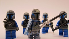 For Mandalore... (Commander2099) Tags: 3 star lego military wars commander creed assassins 2099 ac3 mandalore