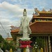 Chinese, temple, Savannakhet, Southern Laos