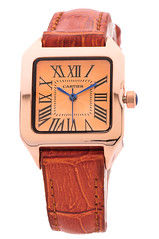 Cartier-Model04 (Hassan AlMarhoun) Tags: brown leather hand watch cartier      mygearandme