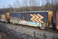 cred rels kwote (steeltownbench) Tags: new railroad justin up cn graffiti cool hipsters tits traffic kittens trains run daily nerds covered shit stupid commuter cp should boxcars onr freshness ballast baer hoppers csx btr holla railfanning yolo rfm benching railworks beiber railstuff feb113