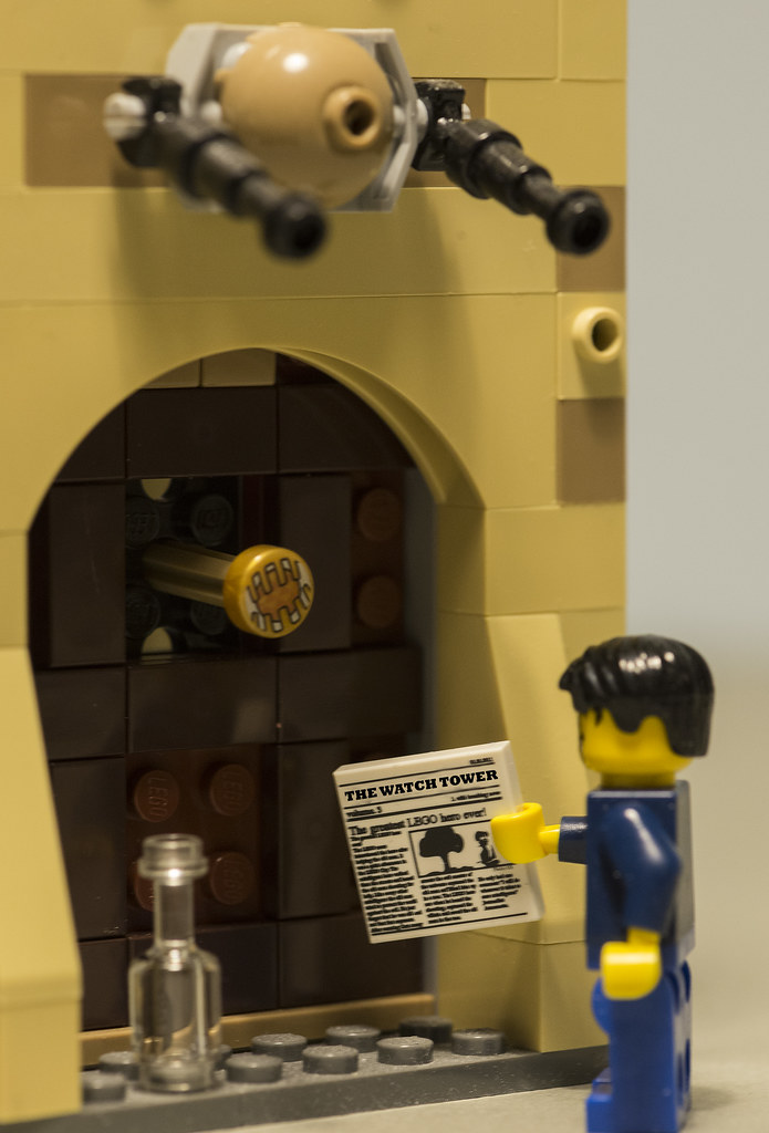 Jehovah S Witness Toy : The world s newest photos of lego and religion flickr