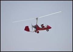 Autogyre MTO Sport (wilphid) Tags: leversoud grenoble isre meetingarien avions hlicoptre ciel spectacle montagne alpes