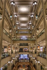 Bloomingdales Chicago (Nick Fewings 4.5 Million Views) Tags: nickfewings shop shopping floors architecture symmetry america usa illinois chicago 2016