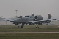 EGUL - Fairchild Republic A-10 Thunderbolt - United States Air Force - 81-0651 (lynothehammer1978) Tags: egul lkn raflakenheath fairchildrepublica10thunderboltii bulldogs 354fs 354thfightersquadron 355fw 355thfighterwing davismonthanafb operationatlanticresolve usaf unitedstatesairforce 810651