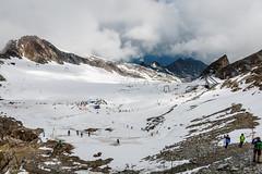 Kitzsteinhorn (Tuomo Lindfors) Tags: itvalta austria sterreich topazlabs dxo filmpack clarity kaprun kitzsteinhorn topofsalzburg icearena alpit alps alpen vuori mountain