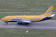 ASL Airlines France Boeing 737-3B3(QC) F-GFUF (c/n 24388) (Manfred Saitz) Tags: vienna airport schwechat vie loww flughafen wien asl airlines france boeing 737300 b733 733 fgfuf freg