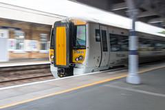 London Loop - Train at Orpington Station (Neil Baldwin) Tags: bexley londonloop orpington public london longdistancepath walk