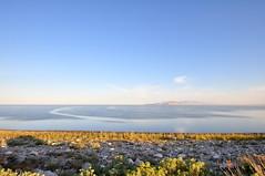DSC_0084-001 (Great Salt Lake Images) Tags: summer morning causeway antelopeisland greatsaltlake utah
