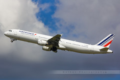 CDG - Airbus A321-211 (F-GTAS) Air France (Aro'Passion) Tags: canon cdg lfpg paris photography photos parisroissycharlesdegaulle fgtas a321 a321211 air france dcollage aropassion airport airbus aircraft 60d takeoff variopositif monteinitiale trainrentr natw roissy