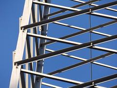 The Grid 2 (gittermasttyp2008) Tags: highvoltage highvoltagetower freileitungsmast gittermast power pylon powerpole leitung lattice latticeclimbing electricitytower energie energy erdseil tragmast strommasten strommast strom stahlgittermast stahl sky art transmissiontower transmission hautetension altatension eisen extrem gittermasten germany