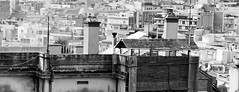 Barcelona (Thijs Tennekes) Tags: spain barcelona building roof thijs tennekes