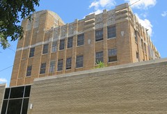 Taylor County Jail Detail (Abilene, Texas) (courthouselover) Tags: texas tx countyjails taylorcounty abilene texaspanhandleplains westtexas