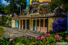 Portmeirion2016.09.16-182 (Robert Mann MA Photography) Tags: portmeirion gwynedd northwales snowdoniamountainsandcoast villages village tourism touristattractions attractions penrhyndeudraeth 2016 autumn friday 16thseptember2016 theprisoner thevillage architecture building buildings seaside