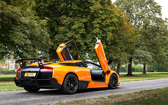 Super Veloce (Alex Penfold) Tags: lamborghini murcielago sv supercars supercar 670 6704 lambo murci orange v12fkr v12 fkr alex penfold car cars autos windsor castle