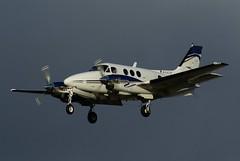 Beechcraft King Air ~ F-GHUV (Aero.passion DBC-1) Tags: dbc1 aeropassion david biscove aviation avion aircraft plane spotting lbg bourget beechcraft king air ~ fghuv