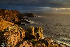 Stoer Head Lighthouse (M J Turner Photography ) Tags: stoer assynt stoerhead stoerheadlighthouse lighthouse sunset scotland coast sea ocean