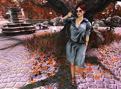 "Small desires, longings slow, silent memories. (Sara Baez "" Raphaella Vidal"") Tags: secrets anlarpose cosmopolitanevents expose tableauvivant thearcade zenith zoom breathe"