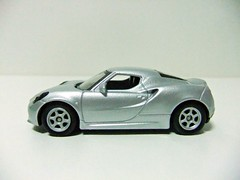 ALFA ROMEO 4C (2013) - WELLY / NEX (RMJ68) Tags: alfa romeo 4c 2013 welly nex diecast coches cars juguete toy 160