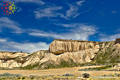 Bardenas Reales (Tony Glvez) Tags: pasesespaa espanha total navarra parque natural de las bardenas reales unesco reserva reserve biosfera la biosphere