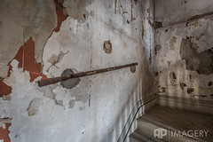 Staircase (AP Imagery) Tags: joseph community historic abandoned hardinsburg judge ky holt house kentucky days historical usa