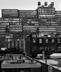 46700013 (T_Sted) Tags: nyc newyork ny film ilford hp5 m mamiya mamiya645 mediumformat monochrome bw manhattan analog building blackandwhite city usa 6x45