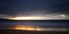 Sunset glow #1156 (simone reddingius) Tags: longexposure sunset reflections hawaii maui sunsetlight wailea slowshutterspeed grandwailea