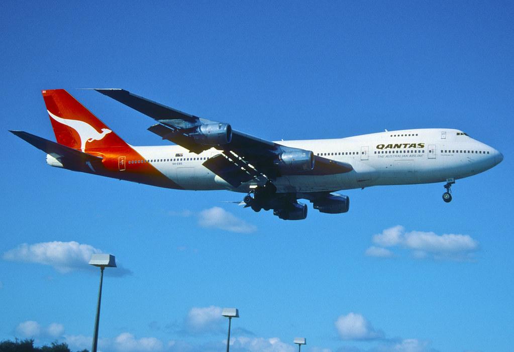 67bv - Qantas Boeing 747-200; VH-EBS@SYD by Aero Icarus, on Flickr