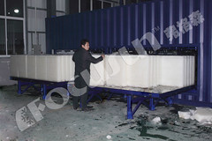 Focusun - Containerized Block Ice Machine (Focusun Ice Machine) Tags: icemachine waterstorage focusun icemachinemaking
