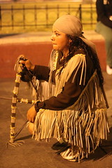 IMG_4687 (Charles J. Scanlon) Tags: dance dancers tribal guadalupe plazadearmas ciudadjuarez matachines ritualdance matachin zonacentro tricaldance