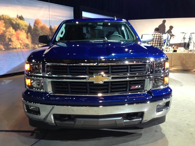 chevrolet truck event chevy silverado 2014 z71