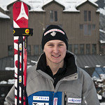 BC Ski Team: Dominic Unterberger, 18 (Revelstoke Ski Club - Revelstoke, BC) PHOTO CREDIT: Steve Hilts www.freshshots.ca