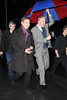 John Michie at the 'Coronation Street' Christmas party Manchester