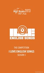 I love english songs (Trong TNT) Tags: khoa cc trong hi 2013 xun nng  chng trnh k bch tc x h