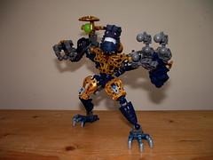Gargus (Beardly Designs) Tags: robot model lego muscle kit bionicle moc tfol