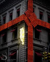 Festive NY Cartier- (Singing With Light) Tags: city nyc november ny festive photography pentax manhattan 2012 k5 jjp singingwithlight