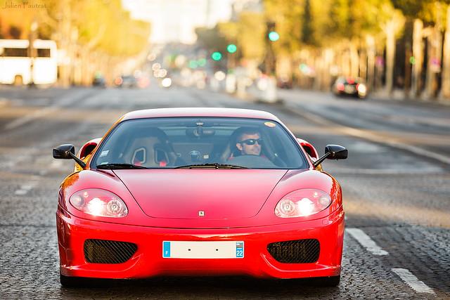 360 ferrari challenge stradale