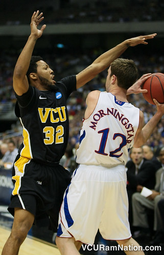 VCU vs. Kansas (Elite 8)