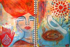 Healing the Mother Wound 2 (sgagos69) Tags: healing artjournaling healingart