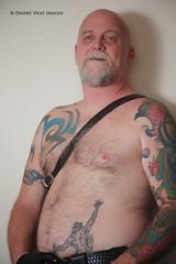 IMG_0112 (DesertHeatImages) Tags: arizona brown man phoenix leather daddy sam cigar